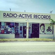 Radio-Active Records...This looks like a place I'd wander into for a few hours.