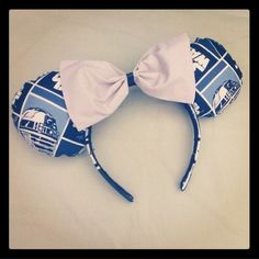 Star Wars R2D2 Minnie Mouse Ears