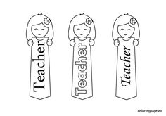 teacher appreciation week 2013 coloring pages | Teacher Appreciation Week on Pinterest | Best Teacher ...