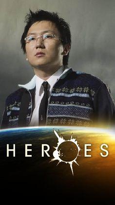 My favorite Heroes character Hiro Nakamura, Best Tv Characters, Hero Tv Show, Heroes Tv Series, Heroes Reborn, Me Tv, Movies Showing, Time Travel, Cheerleading