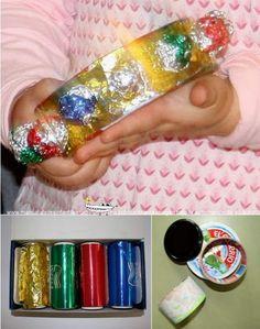 Manualidades de Navidad instrumentos reciclados: http://www.manualidadesinfantiles.org/manualidades-de-navidad-instrumentos-reciclados/