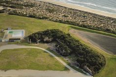 Fort Caswell - Aerial Photography of Southport / Oak Island NC area by High Tide Helicopters (Cape Fear Regional Jetport - Oak Island, NC | Tel: 910.477.1926 | Email: info@hightidehelicopters.com.