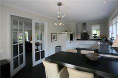 openslaande deuren in huis - dubbele binnendeur | Pinterest ...