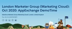 Join us at the virtual #Salesforce London Marketing Cloud Group Demo Session #marketingcloud #marketingcloudusergroup Lead Management, The Marketing, How To Memorize Things, Join, Clouds, London, Group, London England
