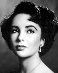 Elisabeth Taylor. I cried the day she died. I sat in my office and just cried.