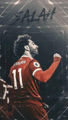 salah is the best football player in M Salah, Muhammed Salah, Liverpool Fc Wallpaper, Liverpool Wallpapers, Lfc Wallpaper, Liverpool Players, Liverpool Football Club, Liverpool Anfield, Best Football Players
