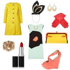 Absolutely stunning look for Easter Sunday. #fashion #outfit #contest #style