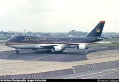 Royal Jordanian Airlines Boeing 747-2D3B