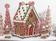 NEW RAZ Imports GJ 6 Inch Gingergread Tree Ornaments s3 3116168 | eBay