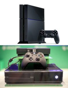 New Game Systems         - Are they worth it? Probably not yet unless you're a super gamer...