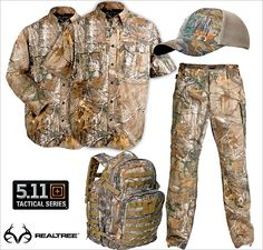 #NEW 5.11 Tactical Realtree Xtra® Camo Clothing just arrived! #realtreeXtra