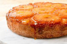 Best Italian Recipes, Italian Desserts, New Recipes, Cake Recipes, Dessert Recipes, Pineapple Slices, Pineapple Cake, Round Cake Pans, Round Cakes