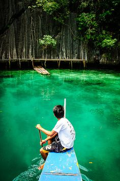 Coron lagoons