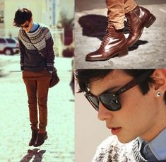 Image result for queer fashion