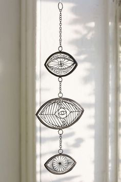 Magical Thinking Glass Eye Mobile
