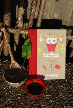 """Children's Books to go with Mud Kitchen Play ("""",)"""