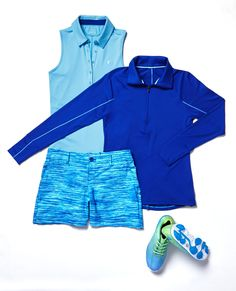 Stay comfortable in all conditions with Under Armour Golf. | Golf Galaxy