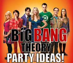 Top Big Bang Theory Party Ideas good ideas...like the nerd games, the lego table, the nerd decorations, etc.