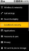 Android Location Security