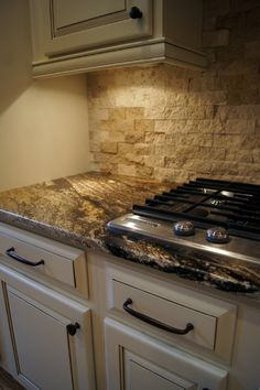 kitchen on pinterest diy kitchens faux stone and kitchen backsplash