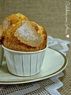 Celebra con Ana | Compartiendo experiencias creativas: Magdalenas: La Receta Cupcakes, Cupcake Cookies, Cake Recipes, Dessert Recipes, Candy Cakes, Muffins, Mini Cakes, Yummy Cakes, Baked Goods