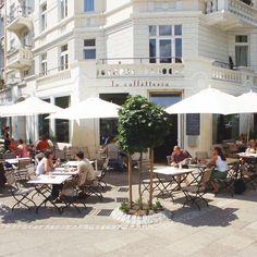 Ein Café für alle Fälle: Frühstück, Lunch oder Kaffee im la caffètteria in Eppendorf | creme hamburg