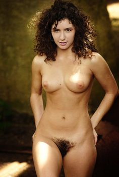 Natural hairy girls Beautiful nude