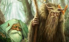 Leshy: King Of The Forest And His Invisible Hut In Slavic Beliefs