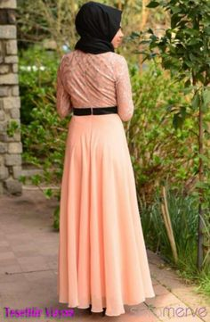 Aramiss uzun elbise modelleri