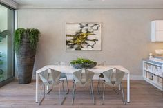 Strung out chairs Sierra Towers | Malgosia Design