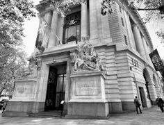 Australia House #London #mkhardy #Street #Photography #blackandwhite #monochrome