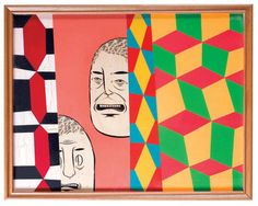 Lesson based on the art of Barry McGee - Elem. Art blog (also works for middle school)