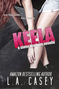 ❤❤ BLOG TOUR - KEELA by L.A. CASEY + REVIEW by the ROCK CHICK FAIRY + EXCERPT ❤❤