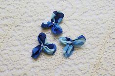 Blue Camo Flowers  Blue Camouflage Flowers  Camo by IDoDoodads, $7.25
