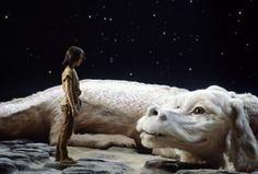 The Neverending Story.   Never seen it? Watch it!
