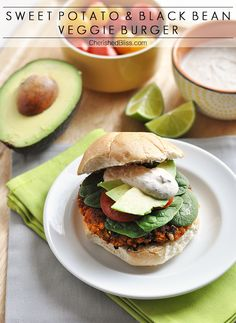 These veggie burgers are so good and full of flavor. They are a scrumptious, healthy alternative to the original hamburger that will have yo...