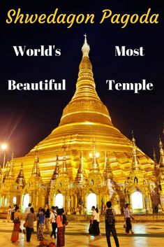Step into the golden light of Shwedagon Pagoda and the heart & soul of…