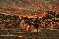 Children's Fountain North Kansas City, MO by IATull (Photo ...