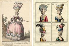 fashion-plates.jpg 1,103×731 pixels  The hat on the lower left, i like the shape and the fact that it has flowers and feathers. However, I want feathers in pinks, lavender and gold.