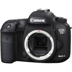 Canon EOS 7D Mark II 20.2 Megapixel Digital SLR Camera (Body Only) - 3  LCD - 5472 x 3648 Image - 1920 x 1080 Video - HD