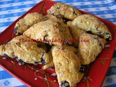 These blueberry scones are so good. They are one of my favorite things for breakfast with coffee. 2 cups self-rising flour2 teaspoons baking powder1/2 teaspoon salt2 tablespoons sugar1/2 stick or 4…