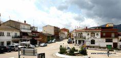 #Jaén - Segura de la Sierra - Cortijos Nuevos GPS 38.247222, -2.725556  Es una aldea perteneciente al Ayuntamiento de Segura de la Sierra, que causa sorpresa a los visitantes tanto por su número de habitantes (900) como por sus establecimientos y servicios.  La situación de Cortijos Nuevos es privilegiada ya que está situado en una encrucijada de caminos en el valle que da entrada a la Sierra de Segura, próximo al embalse del Tranco y bajo la mirada del Yelmo (1809 m).