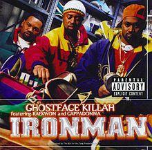 ghostface killah 'ironman'