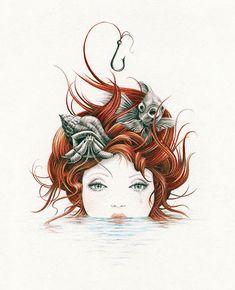 Courtney Brims, The Little Mermaid - Ariel La Sirenetta