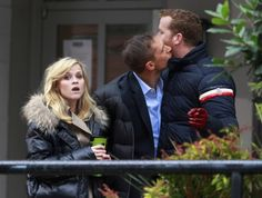 tomhardyspinky:    I prefer this Kiss…!    I am so insanely jealous of this man's neck…