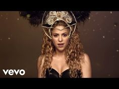 """La La La is"" featured on Shakira's new self-titled album. Shakira & Activia partner to support World Food Programme and its School Meals initiative, Find ou. Shakira, Music Songs, Music Videos, World Food Programme, Spanish Songs, Free Youtube, Doll Tutorial, Female Singers, Jennifer Lopez"