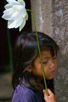 lotus-girl