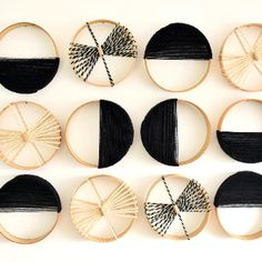 tpys art and The Most Beautiful Pictures at Pinteres It is one of the best quality pictures that can be presented with this vivid and remarkable picture tpys fidget . The picture called Loops pattern mix - Decorative frescoes - VANSKA - Wood - Wool Diy Wall Art, Diy Wall Decor, Macrame Wall Hanging Diy, Decor Home Living Room, Diy Home Crafts, Etsy Crafts, Handmade Home Decor, Handmade Art, Inspiration
