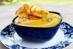 Potato and carrot soup Humble Potato, Carrot Soup, Family Meals, Carrots, Curry, Easy Meals, Challenge, Potatoes, Fruit