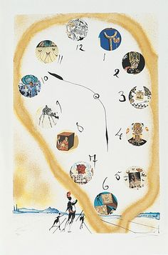time and space art gallery salvador dali society - Salvador Dali Lebenslauf